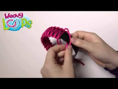 Tutorial Weavy Loops to decorate objects
