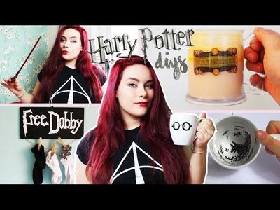 DIYs Harry Potter fans MUST try!