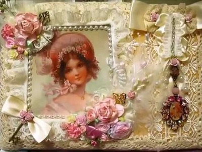 Elegant Shabby-Chic Wall Hanging - jennings644
