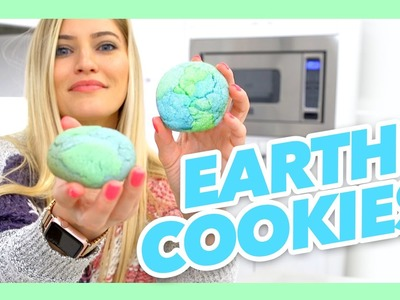 How to make EARTH DAY cookies!