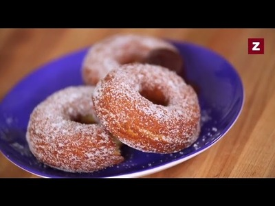 How To: Make Homemade Donuts