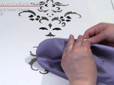 How to Use a Point Turner & Seam Creaser