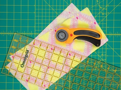 Learn to Sew: Rotary Cutter & Cutting Mat