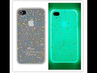 Luminous GLOW IN THE DARK Phone Case