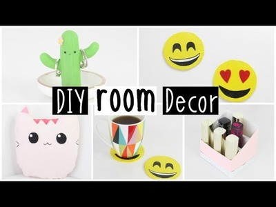 MORE DIY Room Decor 2016 - Four Inexpensive & EASY Ideas