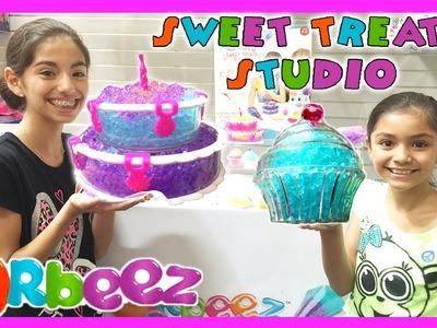 ORBEEZ CRUSH Sweet Treats Studio | Kid Toy Review | KidToyTesters
