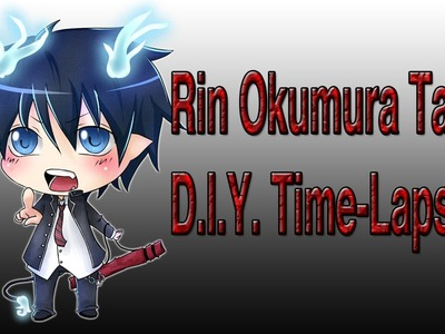 Rin Okumura Tail Time-Lapse! | asleeplessCosplay