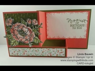 Fancy Fold Pull Out Card