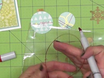 Video Hop with Simon Says Stamp Holiday Kit 2013