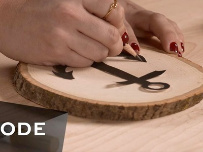 Wood Art Made Easy | Glam It Yourself