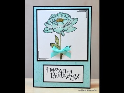 You've Got This Decorated Corners - JanB UK Stampin' Up! Demonstrator Independent