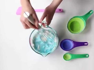 5 Minute Microwave Playdough