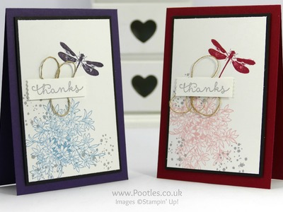 Awesomely Artistic Large Bordered Card Tutorial