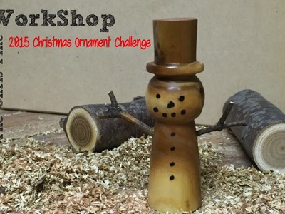 Christmas Ornament Challenge 2015