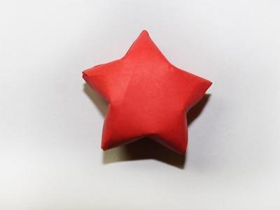 Comment faire une étoile en papier