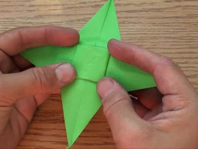 Fold an Origami Levitating Star!