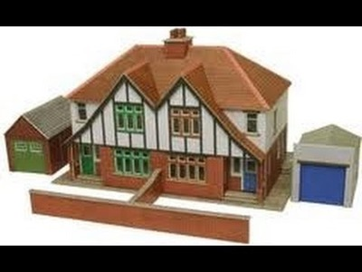 How to make a origami house