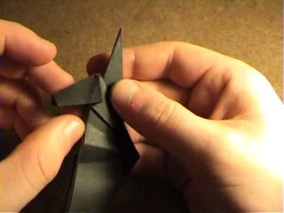 How to make an origami persian horse 1.2