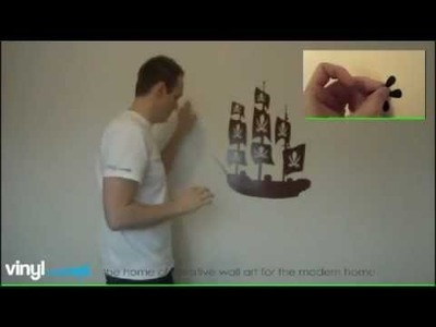 How To Remove - Large Wall Stickers - Vinyl Concept