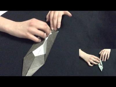 Money Origami: Cat