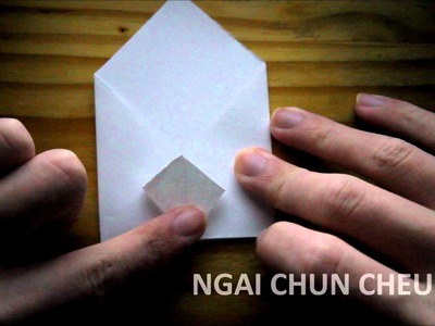 Origami Envelope Pocket S (Tutorial)