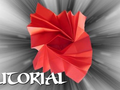 Origami Flasher Tutorial (Jeremy Shafer)