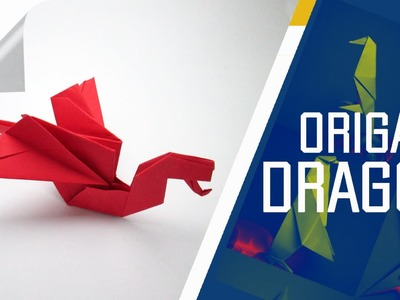 Origami - How To Make An Origami Dragon