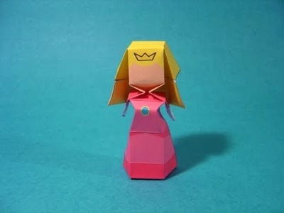 Origami Little Princess (Jo Nakashima)