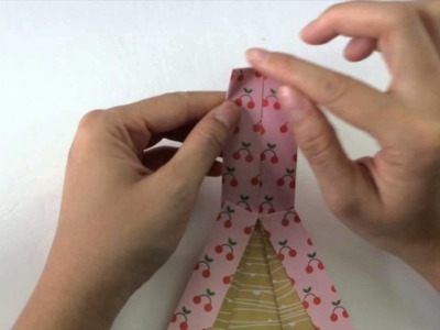 Origami Party Dress