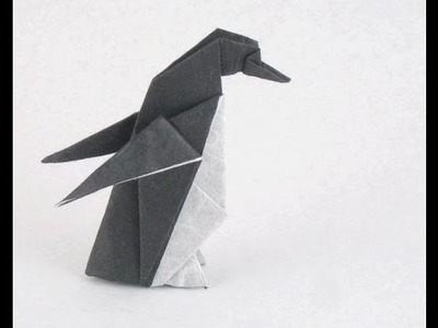 Origami Penguin Easy Step By Step