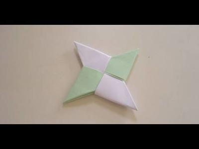 Origami Star (Shuriken)
