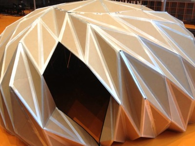 Pop-up Dome Prototype