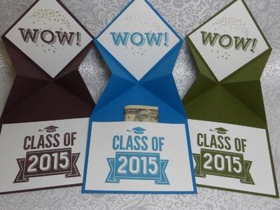 Pop Up Graduation Card Video