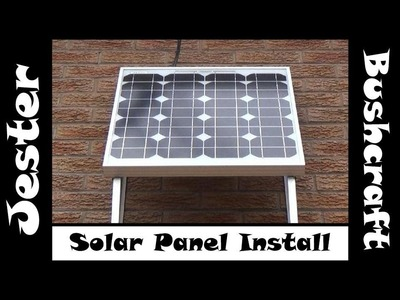 Simple DIY Home Solar Project - Off Grid Garage - Part 4