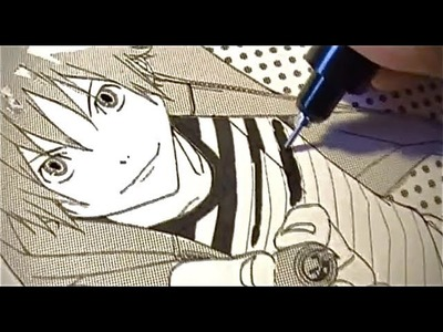 To Become a Manga Artist: Screen Tones + Techniques