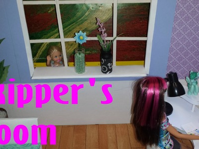 Barbie - How to make Skipper's Room