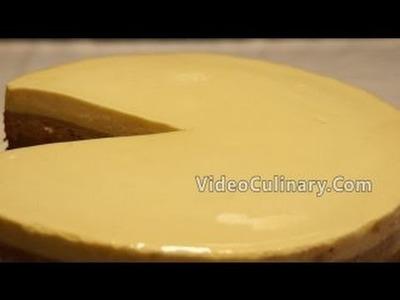 Clear Mirror Glaze Recipe - Video Culinary