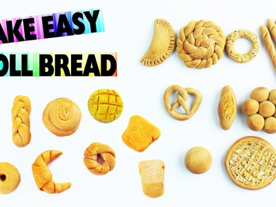 Compilation 20 Easy Doll Bread - Easy Doll Crafts