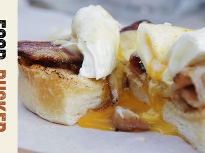 Eggs Benedict | Perfect Mother's Day Breakfast