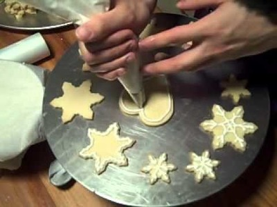 Episode 36  - 123 Dough and Cookie Decorating Techniques - 2-6-11 - The Aubergine Chef