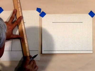 Furniture Design with Fibonacci Gauge - A woodworkweb.com woodworking video