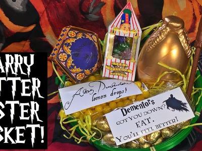 Harry Potter Inspired Easter basket