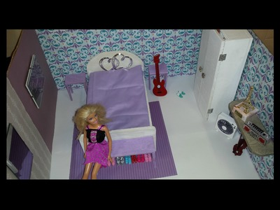 How to make Barbie's Room