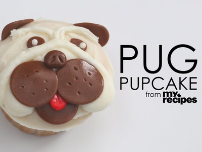 How to Make Pug Pupcakes | MyRecipes