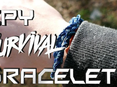 How to Make The Best Spy Survival Bracelet