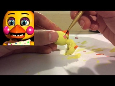 Lps: FNAF Toy Chica custom