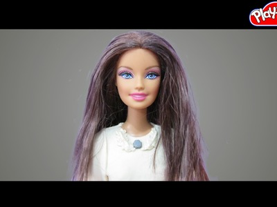 Play Doh Barbie Lorde - Royals Inspired Costume Play-Doh Craft N Toys