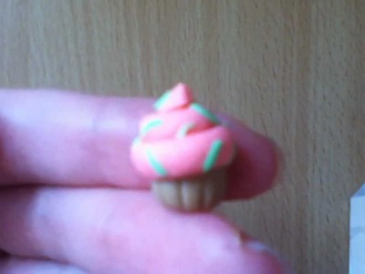 Play-doh Cupcake Tutorial