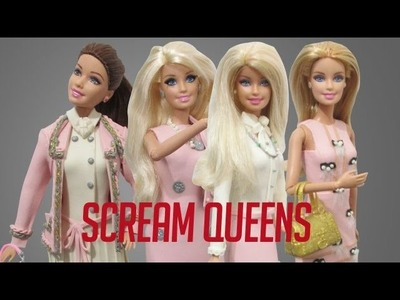 "Play Doh ""Scream Queens""Ariana Grande,Abigail Breslin,Billie Lourd,Emma Roberts Inspired Costumes"