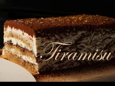 Tiramisu - Taste of Italy - Bruno Albouze -THE REAL DEAL